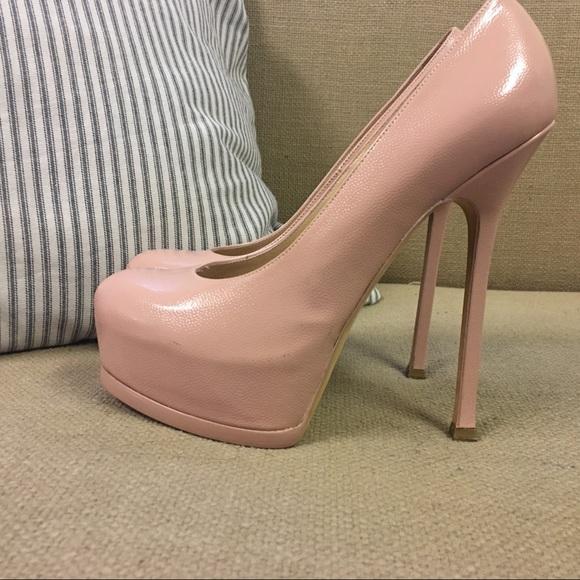 Yves Saint Laurent Shoes - YSL Tribtoo Pumps (Pristine Condition!) 40 EU.